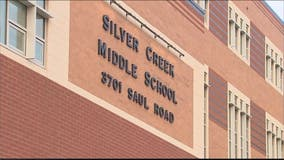 Swastika found at Montgomery County middle school