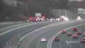 6 hurt in wrong-way crash on Virginia highway; 1 facing charges