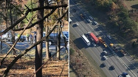 Prince George's County woman killed in semi-truck hit and run on Interstate 95 in Laurel identified