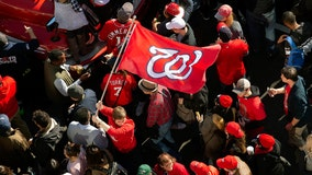 Nationals fans rejoice in red as hometown heroes are honored