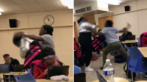 Largo High School teacher arrested after fight video surfaces