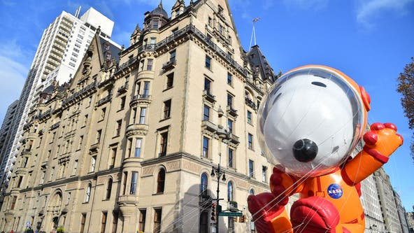 Macy's Thanksgiving Day Parade to march on despite COVID-19 pandemic