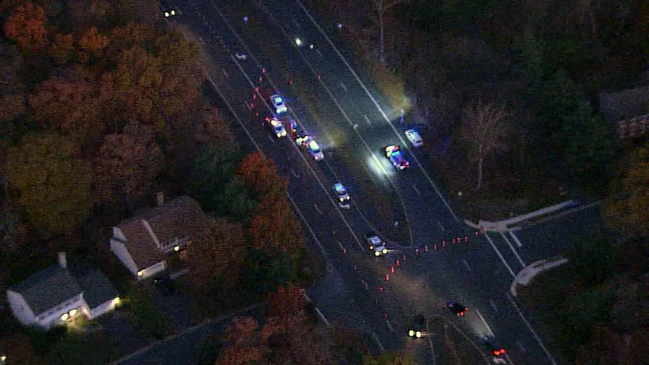 A death investigation is underway in Sterling after a woman was discovered in the roadway of Algonkian Parkway on Thursday, Nov. 21, 2019, according to the Loudoun County Sheriff's Office.