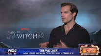 The Witcher star Henry Cavill