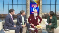 Fashion Santa returns to DC for a good cause