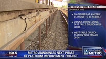 Metro announces next phase of Platform Improvement Project