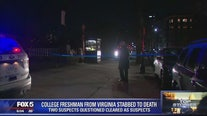 Police have arrested a suspect in connection with a Virginia native who was stabbed to death in NYC