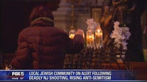 Local Jewish community on alert following deadly Jersey City shooting