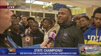 Show Us Your Spirit! Wise High School Wins Football Championship