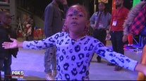 Holiday party for D.C. kids in need goes on despite thieves stealing presents