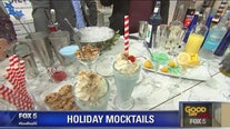 Holiday Mocktails in the Good Day Cafe