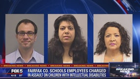 3 former Fairfax County schools employees indicted on charges related to abuse of students with intellectual disabilities