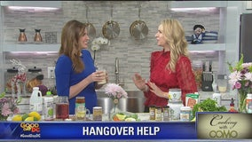 Hangover help with Jayne Williams