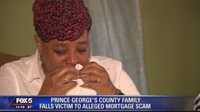 Maryland woman falls victim to alleged mortgage scam