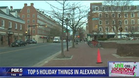 Top 5 things to do in Alexandria