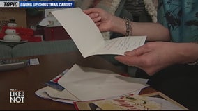 Good Housekeeping writer says she is giving up on sending Christmas cards