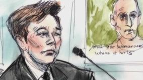 Trial opens in 'Pedo Guy' defamation lawsuit against Elon Musk