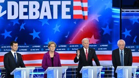 7 Democrats to take stage in final presidential debate of 2019