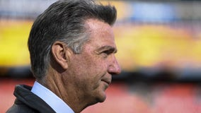 Washington Redskins announce Bruce Allen officially out as president, no longer with the organization
