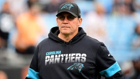 Ex-Carolina Panther Ron Rivera expected to be hired as head coach of Washington Redskins, report says