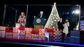 Trump says North Korea may be planning nice 'Christmas gift'