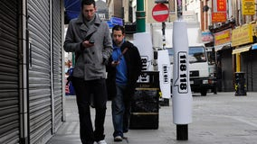 Texting while walking could be hazardous to your health, study suggests