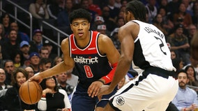 Injured Washington Wizards rookie Rui Hachimura to miss at least 5 games