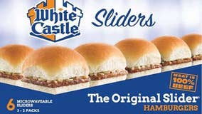 White Castle frozen burgers, cheeseburgers recalled over listeria concerns
