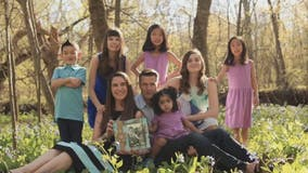Outpouring of support for northern Virginia family of 9 after home destroyed by fire
