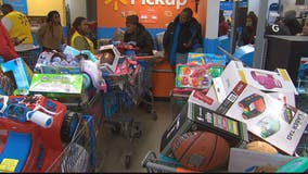 People donate thousands to DC non-profit after holiday gifts, donations stolen from U-Haul