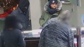 Bethesda jewelry store armed robbery caught on camera