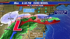 Active storm pattern persists through middle of December