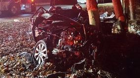 1 dead, 1 injured after BW Parkway crash