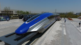 DC to Baltimore in 15 minutes? 4 chambers of commerce in Maryland endorse high-speed train