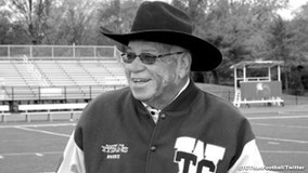 Alexandria football coach immortalized in 'Remember the Titans' dies at 84