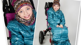 'It just clicked': Daughter's recess struggle leads mom to design innovative wheelchair 'bodycoat'