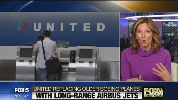 FOX Business Beat: United Replacing Boeing Planes; Peloton Ad Backlash