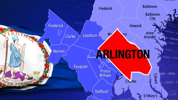 Arlington reports first two coronavirus deaths