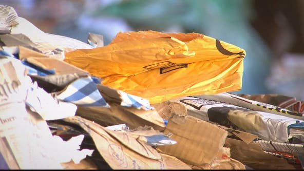 Recycling center says don't recycle this one popular item