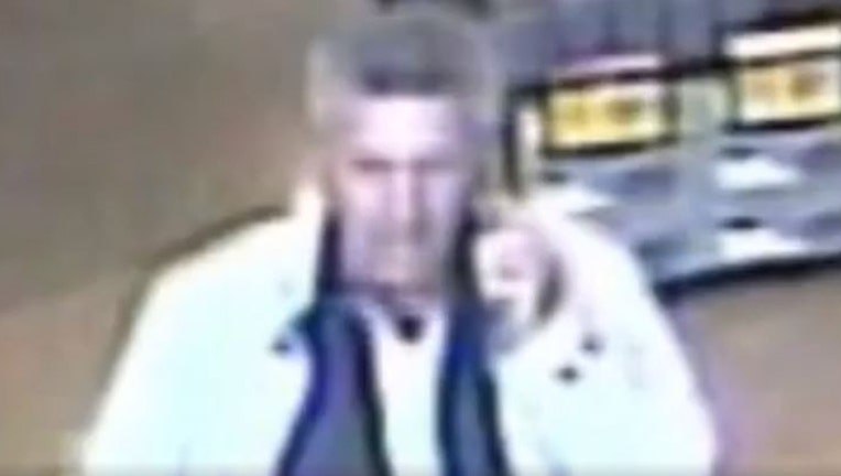 California grocery store thief stuffs $500 worth of shrimp down his pants