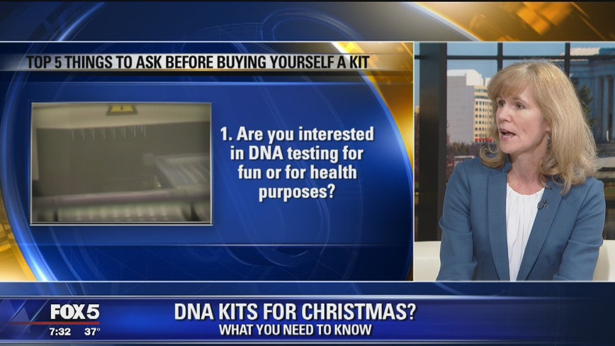 DNA kits for Christmas? What you need to know
