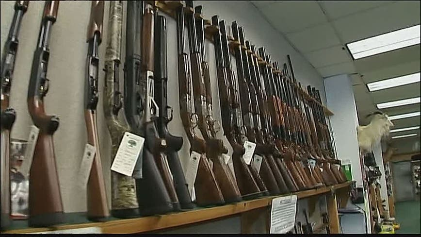 New numbers show that gun sales are surging in Virginia