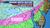 Winter's return! Cold temps, winter weather return to DC region as weekend arrives