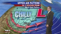 Chilly, sunny and dry Monday; tracking chance of weekend rain, snow