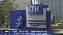Virginia health officials investigating three potential cases of coronavirus