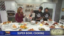 What's on your Super Bowl menu