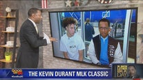 The Kevin Durant MLK Classic in DC