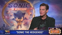Jim Carrey in Sonic the Hedgehog