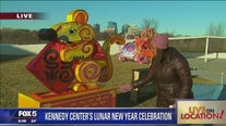 Celebrating the Lunar New Year at the Kennedy Center