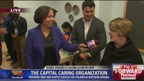 Pay It Forward: Capital Caring Health helps children cope with the loss of a parent